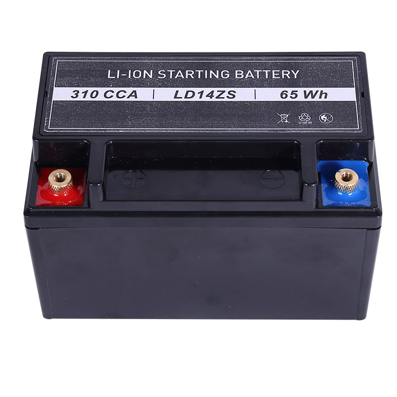 12V Lithium Starter Battery for motorbikes