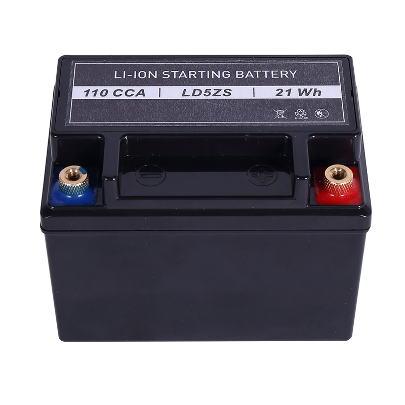 12V 21Wh Scooter Lithium Starting Battery
