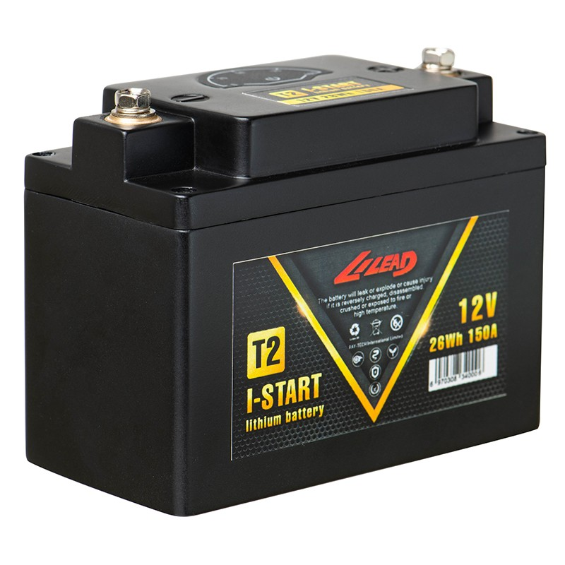 12V 190A 0.65Kg Motorcycle lithium battery for scooter, dirtbike, super motorbike