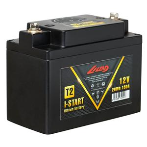 LILEAD Motorcycle Lithium Starting Battery for scooter, dirtbike