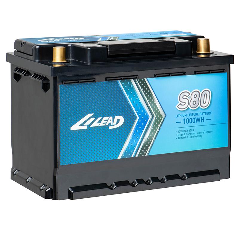 lithium trolling battery