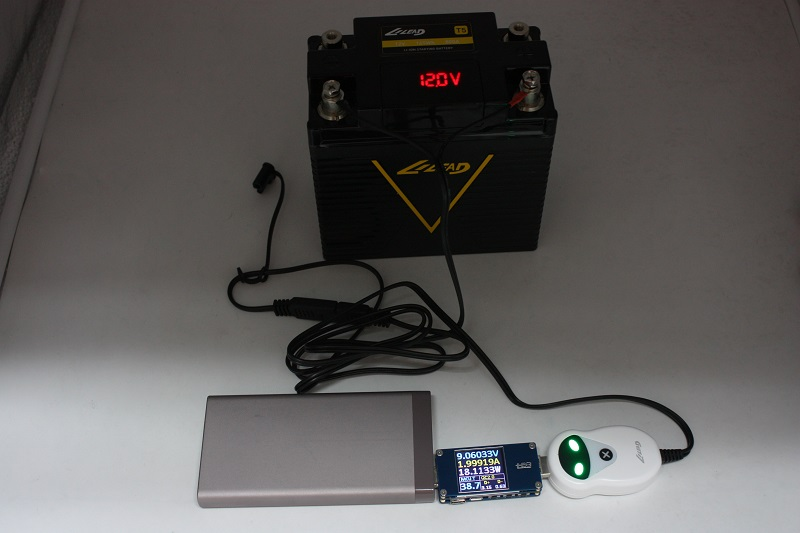 battery maintainer charger