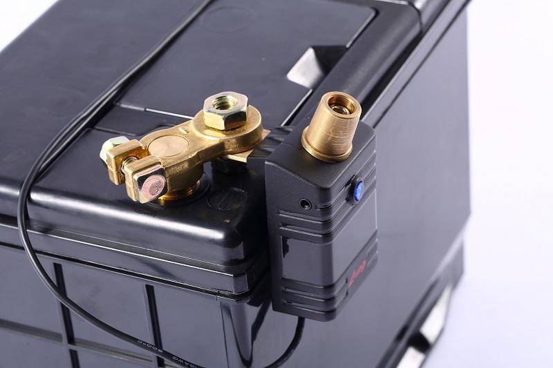 batteryless Jump Starter