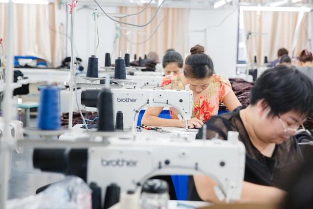 Clothing making