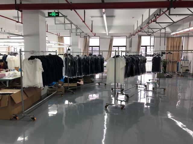 Finished clothing