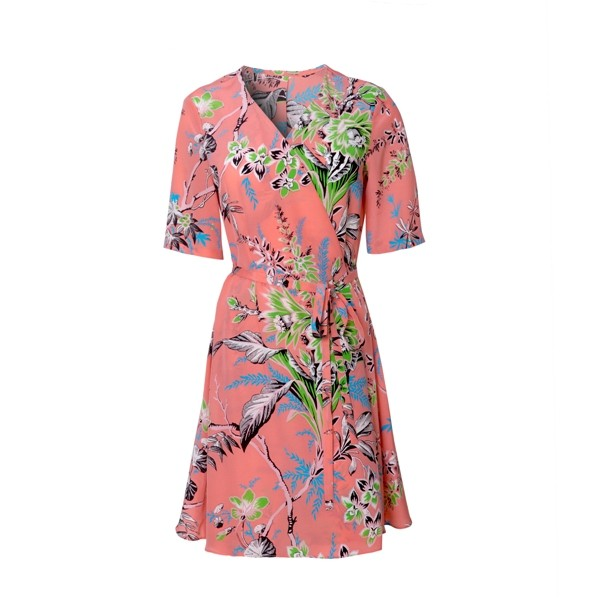Short Sleeve Silk Dress Manufacturers, Short Sleeve Silk Dress Factory, Supply Short Sleeve Silk Dress