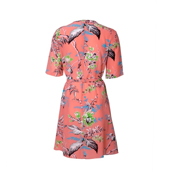 Short Sleeve Silk Dress Manufacturers, Short Sleeve Silk Dress Factory, Supply Short Sleeve Silk Dress