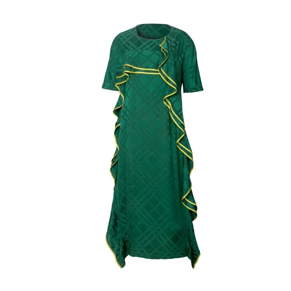 Jacquard Silk Dress Manufacturers, Jacquard Silk Dress Factory, Supply Jacquard Silk Dress