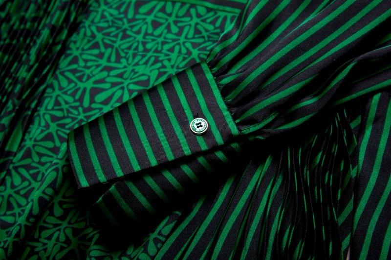 Long Sleeve Polyester Dress Manufacturers, Long Sleeve Polyester Dress Factory, Supply Long Sleeve Polyester Dress