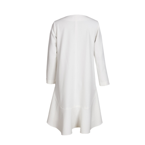 White Long Sleeve Dress Manufacturers, White Long Sleeve Dress Factory, Supply White Long Sleeve Dress