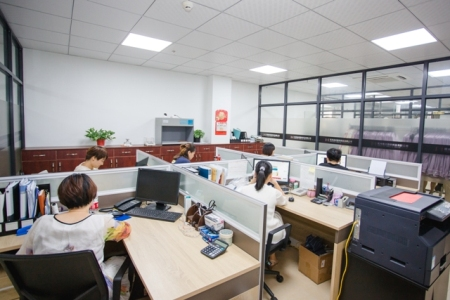 Business Department room