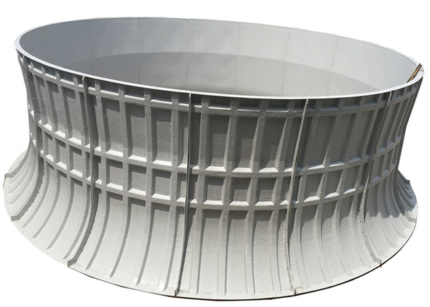 Fiberglass reinforced plastic