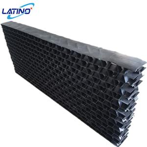 PVC Air Inlet Louvers สำหรับ Cooling Towers