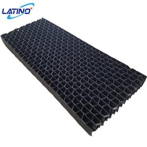 Cooling Tower Air Inlet Louver พร้อมกรอบ