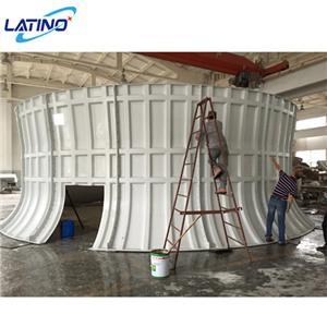 Pile de ventilateur en fibre de verre
