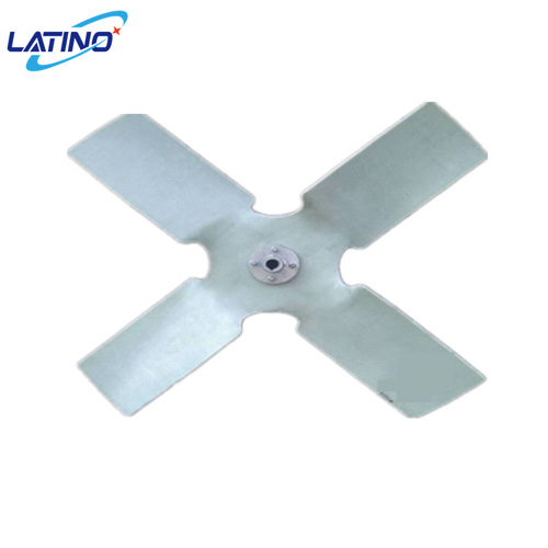 Pales de ventilateur en aluminium