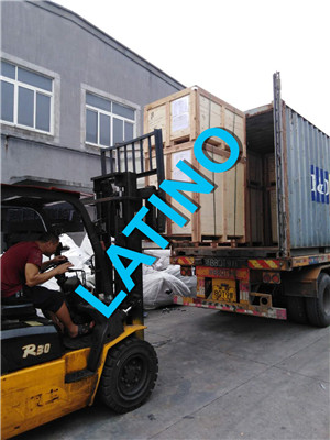 Shipment For Cooling Tower Fill To Mexico