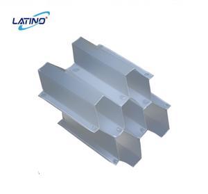 PP / PVC Lamella Clarifier / décanteur de tube incliné pour le traitement des eaux usées