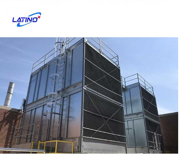 Manufacturer of OEM Super Low Noise Mini Steel Cooling Tower
