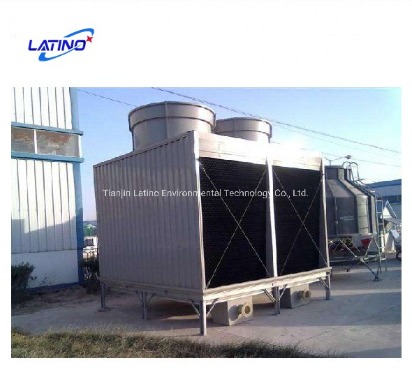 Square Cross Flow FRP Cooling Tower ODM &OEM Offered