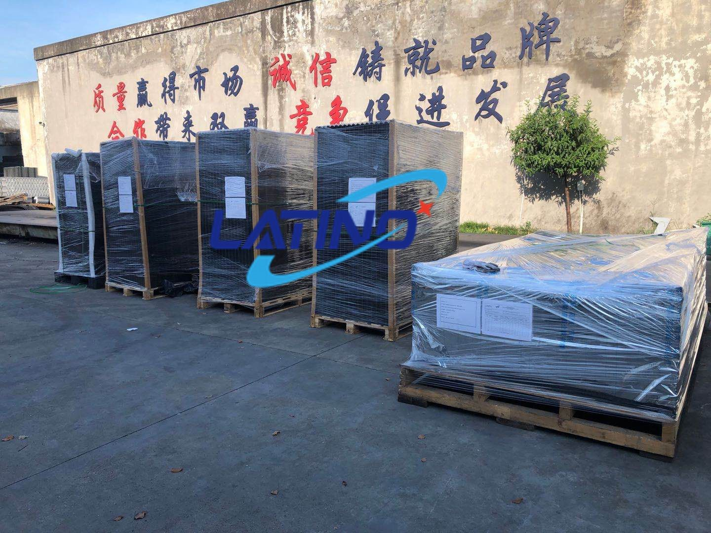 Cooling Tower Net Fill and Crossflow Cooling Tower Fill