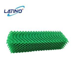Coussin de refroidissement par évaporation en plastique résistant à la corrosion résistant à la moisissure