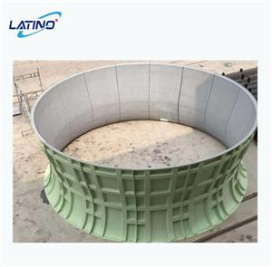 Cooling Tower Fan Ring FRP Fan Stack
