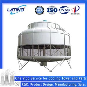 CTI Certified FRP Closed Circuit Cross Flow Cooling Tower