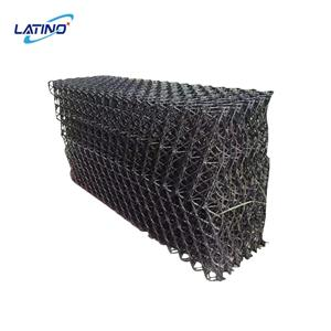 High temperature resistance cooling tower net splashing fill