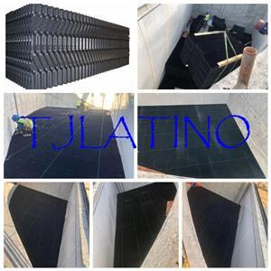 Utilisation de remplissage de tour de refroidissement en PVC dans le traitement des eaux usées