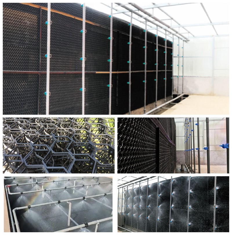 Cooling Tower net fill