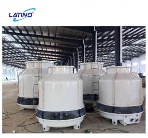 Round Cooling Tower For Industrial Cooling