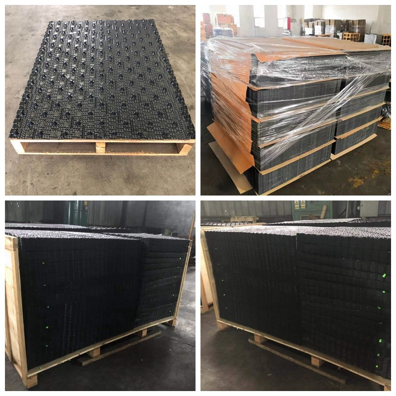 PVC fill for cooling tower