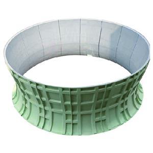 Pila de ventilador de torre de enfriamiento de molde SMC