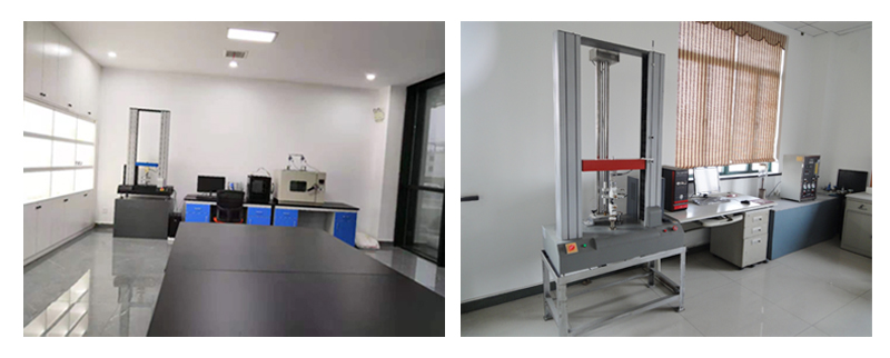 Laboratorio de pruebas y proceso de control de calidad