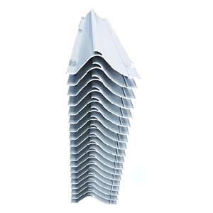 Eliminador de deriva de PP de torre de enfriamiento fabricado en China