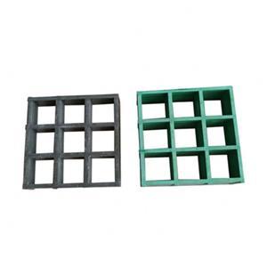 Formas estructurales de fibra de vidrio