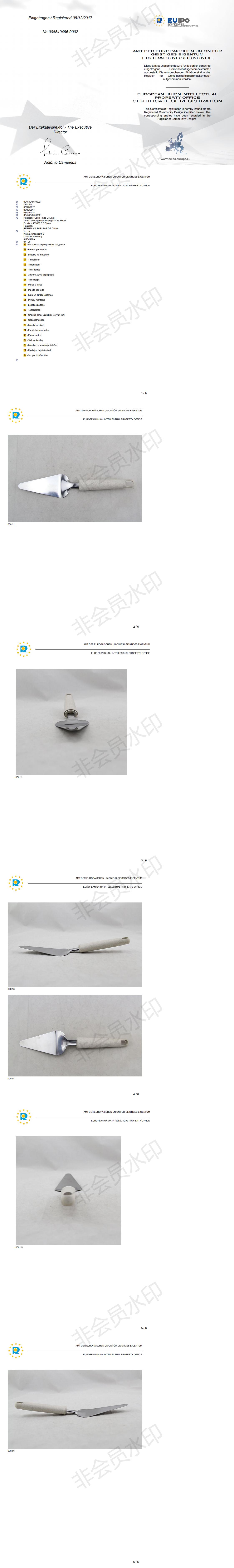 Патент ЕС 004540466-0002