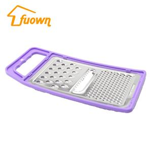 Durable Use Kitchen Veggies Flat Grater