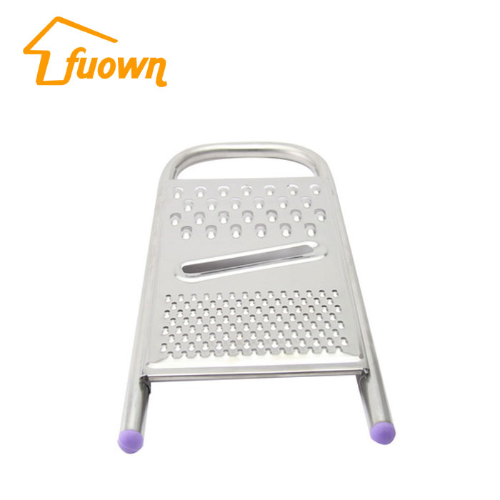Multi Function Non Skid Flat Grater For Carrot And Potato