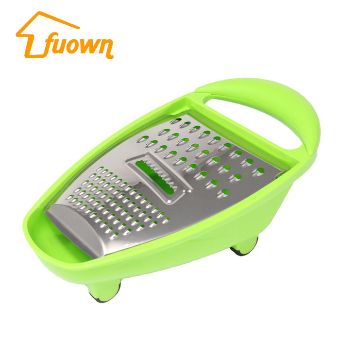 Best Selling Cheap Price Cassava Etching Grater With Container