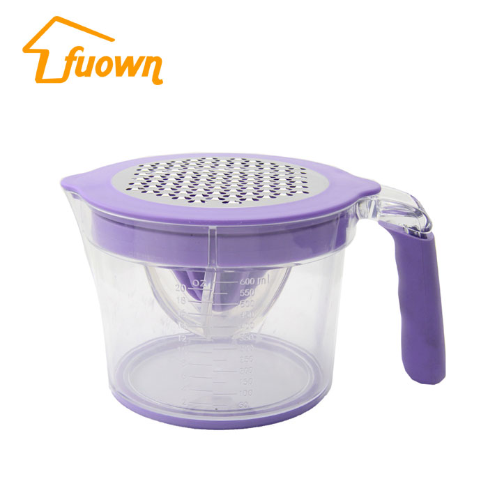 Multifunction Kitchen Tools With Slicers Lemon Squeezer And Egg Divider