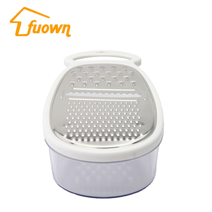 Kitchen Gadgets Useful Multifunction Food Graters With PP Box