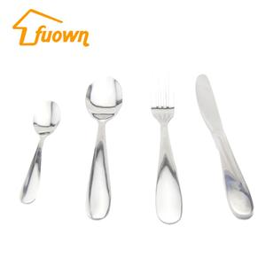 Flatware Set Stainless Steel Fork Spoon And Knife Set Dinner Cutlery Set For Restaurant Home