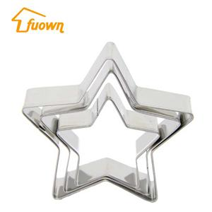 Hot Sell DIY Cookie Cutter Stainless Steel Customized Shaped Cake Cutter