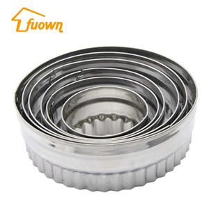 Round Shape Bakery Pastry Cake Mould Cookie Mould Cookie Cutter