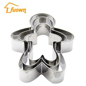 Silicone Edge Stainless Steel Cake Cutter