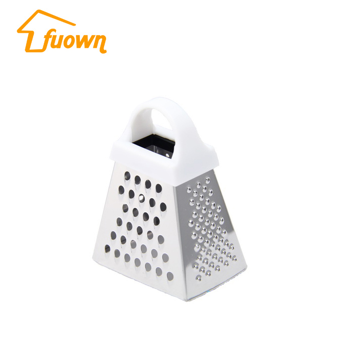 4 Sides Mini Food Grater With PP Handle