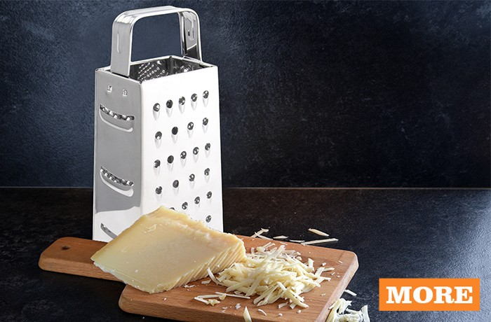 6 stron Grater