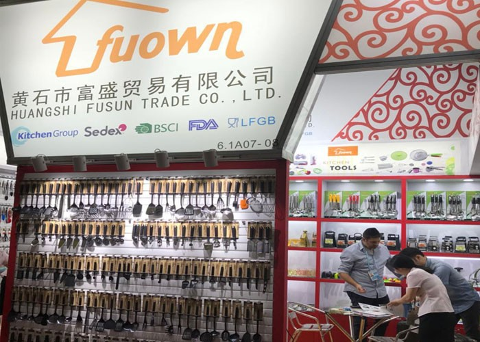 Photos From The 2018 Spring Canton Fair